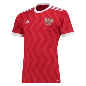 Russia Confederations Cup Home Shirt 2017