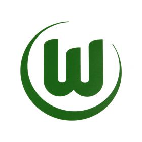 VfL Wolfsburg Logo Sticker - Green - 8cm