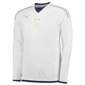 Italy Tribute 2006 Away Shirt - Long Sleeve