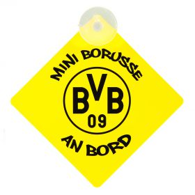 BVB Mini Borusse On Board Sign