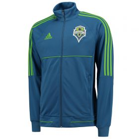 Seattle Sounders Anthem Jacket - Blue