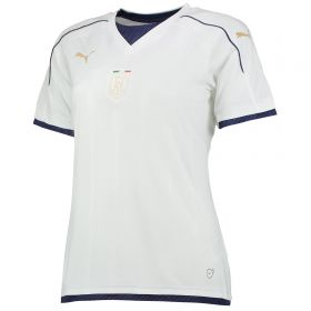 Italy Tribute 2006 Away Shirt - Womens