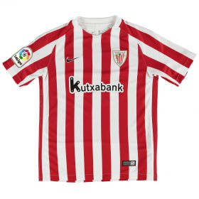 Athletic Bilbao Home Shirt 2016-17 - Kids