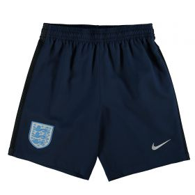 England Away Stadium Shorts 2017-18 - Kids