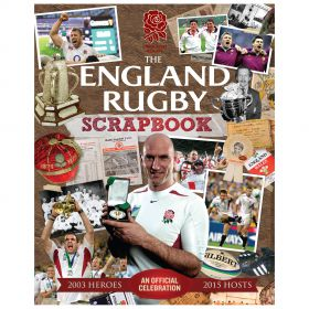England The Official England Rugby Scrapbook