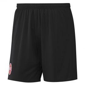 Denmark Away Shorts 2016 Black