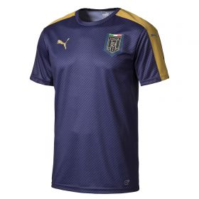 Italy Tribute 2006 Stadium Jersey - Navy