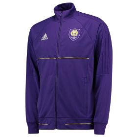Orlando City SC Anthem Jacket - White