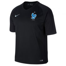 France Stadium Shirt with Pogba 6 printing