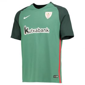 Athletic Bilbao Away Shirt 2016-17 - Kids