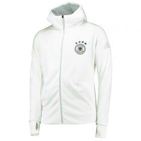 Germany ZNE Anthem Jacket - White