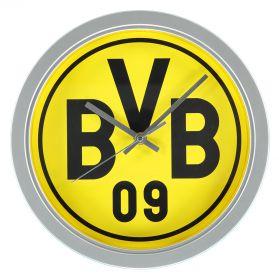BVB Wall Clock 2 Tone