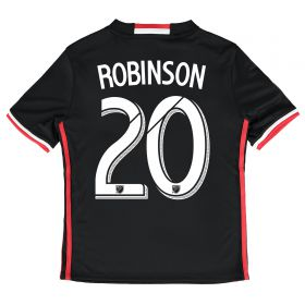 DC United Home Shirt 2016-17 - Kids with Robinson 20 printing