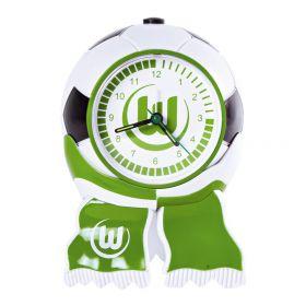VfL Wolfsburg Football Scarf Alarm Clock
