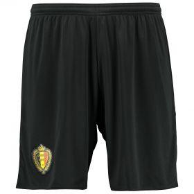 Belgium Away Shorts 2016 Black