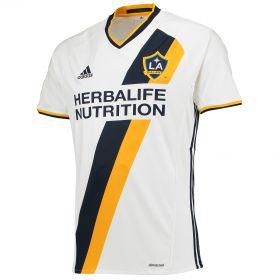 LA Galaxy Home Shirt 2016 - Kids with Lletget 17 printing