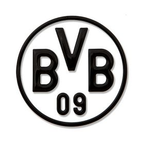 BVB Car Sticker - Black
