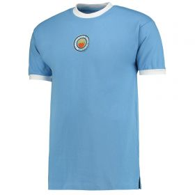 Manchester City 1970 No8 Shirt