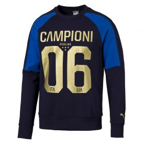 Italy Tribute 2006 Sweatshirt - Navy - Blue