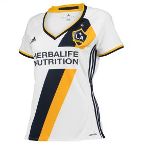 LA Galaxy Home Shirt 2016 - Womens with Steres 44 printing