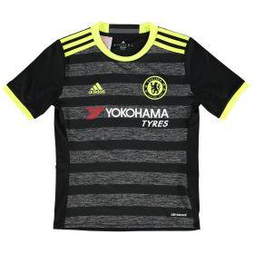 Chelsea Away Shirt 16-17 - Kids with Ake 6 printing