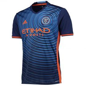 New York City FC Away Shirt 2016-17 with Okoli 9 printing