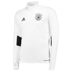 Germany Training Top - White
