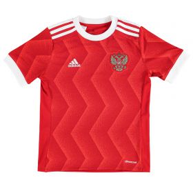 Russia Confederations Cup Home Shirt 2017 - Kids