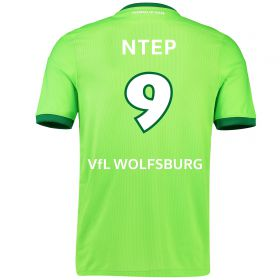 VfL Wolfsburg Home Shirt 2016-17 with Ntep 9 printing
