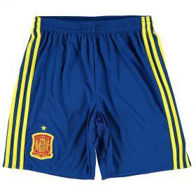Spain Home Shorts 2016 - Kids