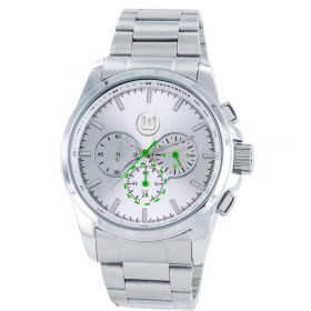 VfL Wolfsburg Chronograph - Stainless Steel Watch
