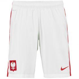 Poland Away Shorts 2016
