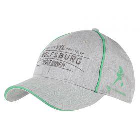 VfL Wolfsburg Cap - Grey - Womens