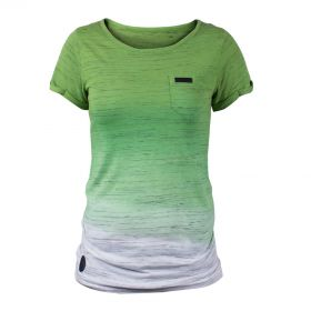 VfL Wolfsburg Faded T-Shirt - Green - Womens