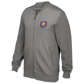 Orlando City SC Track Jacket - Grey