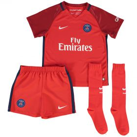 Paris Saint-Germain Away Kit 2016-17 - Little Kids with Lo Celso 18 printing