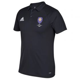 Orlando City SC Coaches Polo - Black