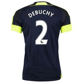 Arsenal Third Shirt 2016-17 with Debuchy 2 printing