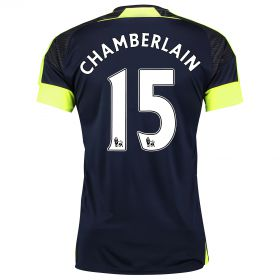 Arsenal Third Shirt 2016-17 with Chamberlain 15 printing