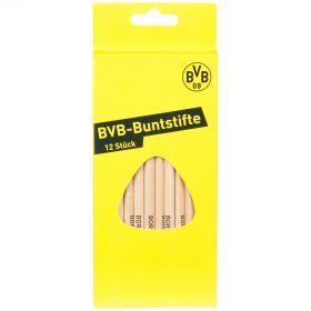 BVB Coloured Pencils - Pack of 12