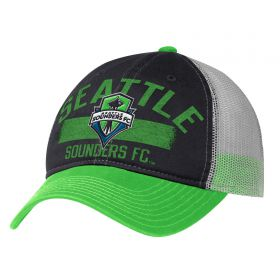 Seattle Sounders Trucker Cap - Green