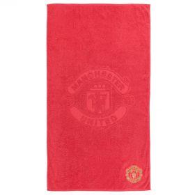 Manchester United Jacquard Towel