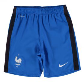 France Home Shorts 2016 - Kids