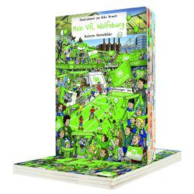 VfL Wolfsburg Wimmel Book