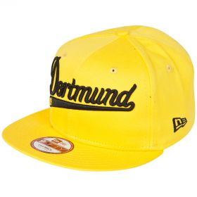 BVB 9FIFTY Dortmund Cap - Yellow