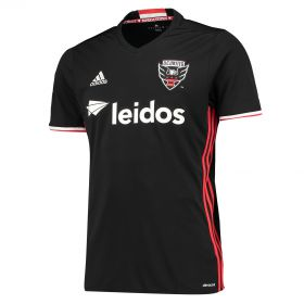 DC United Home Shirt 2016-17 with Jeffrey 25 printing