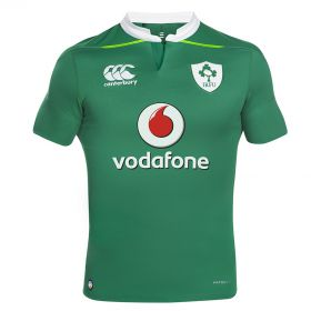 Ireland Rugby VapoDri+ Home Test Rugby Shirt