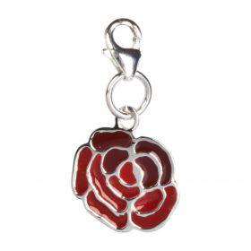 England Rose Charm