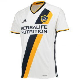 LA Galaxy Home Shirt 2016 with Steres 44 printing