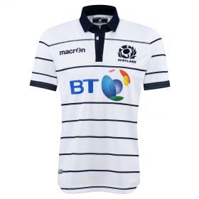 Scotland Rugby Away Shirt 2016/17